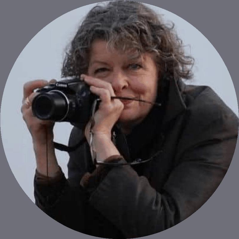 Susanne Reinert rund transparent